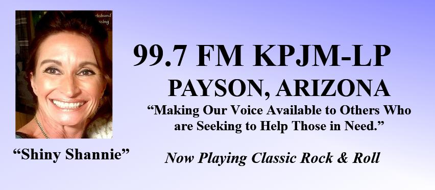 99.7 FM KPJM-LP